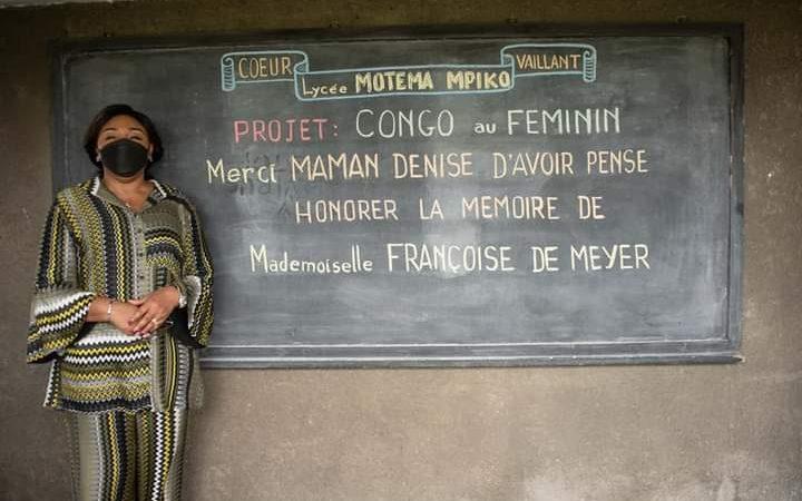 Société :la première dame rend hommage aux femmes qui ont impacté la patrie