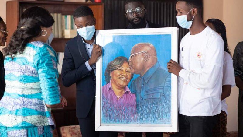 Taifa: Mama wa erumbo Denise NYAKERU tshisekedi atchoke kunyanuwa wanawake inchini congo