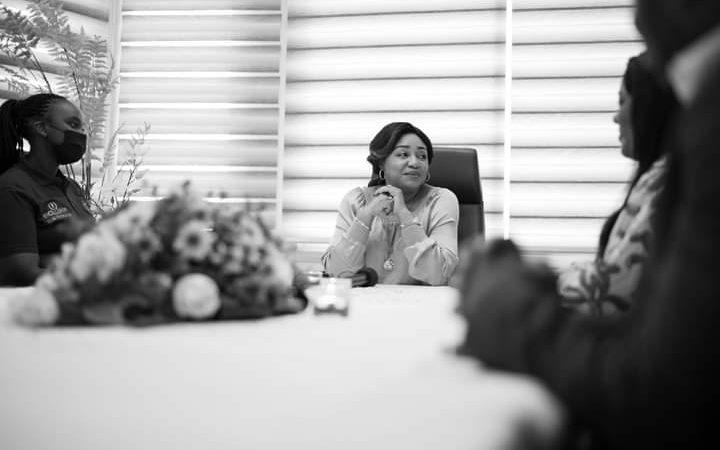 Ku pitiya Fondation Denise Nyakeru Tshisekedi,vidjana 5 wame safiri intchini America.