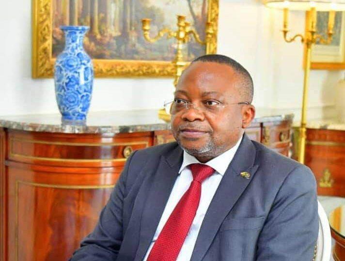 FAUSTIN LUANGA, LE CANDIDAT DE LA RDC AU SECRETARIAT EXECUTIF DE LA SADC [PORTRAIT]