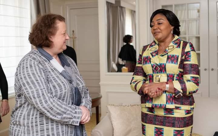 Taifa :Mama wataifa Drc,Denise Nyakeru Tshisekedi ame tafuta msahada kwa ajili ya wana wake wenye walie bakwa kwa ki nguvu .