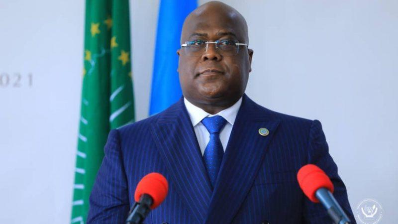 Intégralité du discours du présidentFélix Tshisekedi :