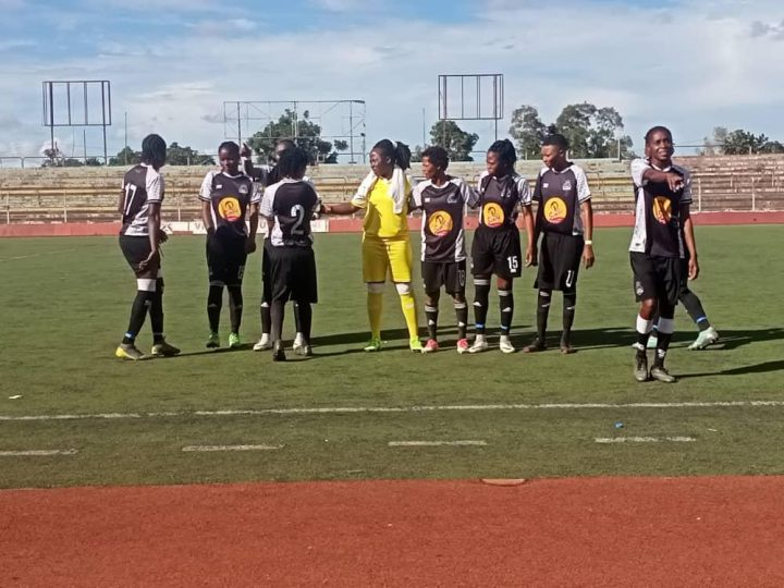 Rdc-foot féminin :Tp mazembe sacré champion du haut Katanga