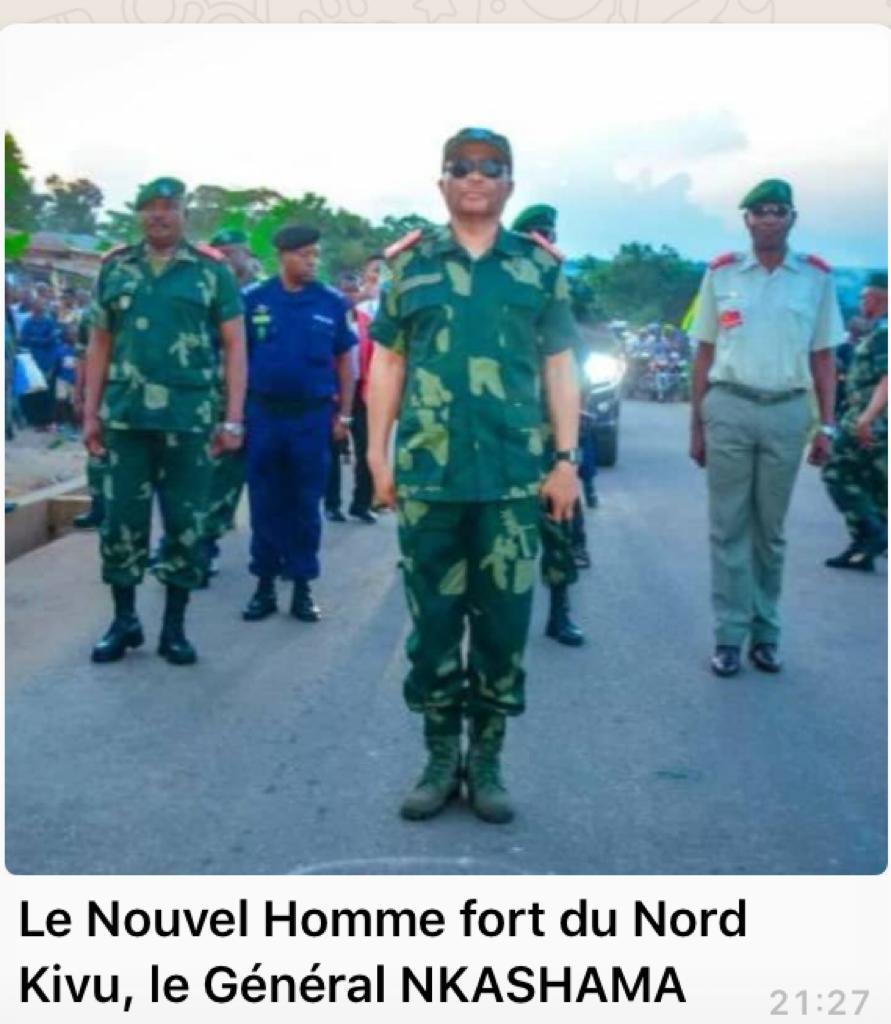 État de siège au Nord-Kivu et en Ituri : Tshisekedi vient de nommés !