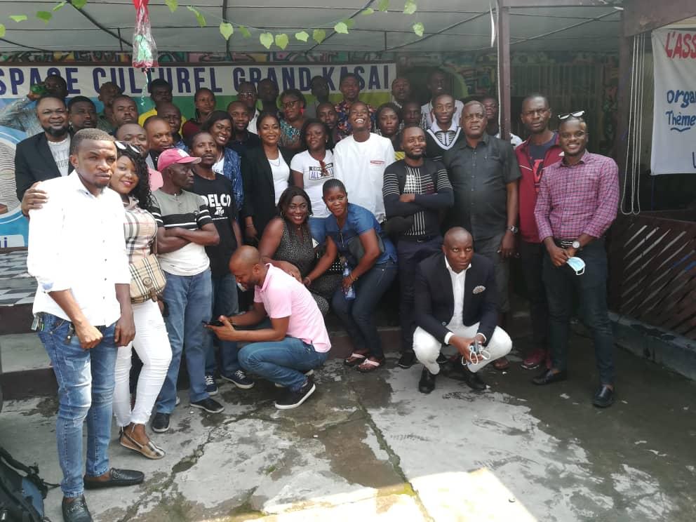 """Kinshasa:les journalistes sportifs étaient dans une matinée d'échange pour éradique le phénomène""""djalelo"""""""