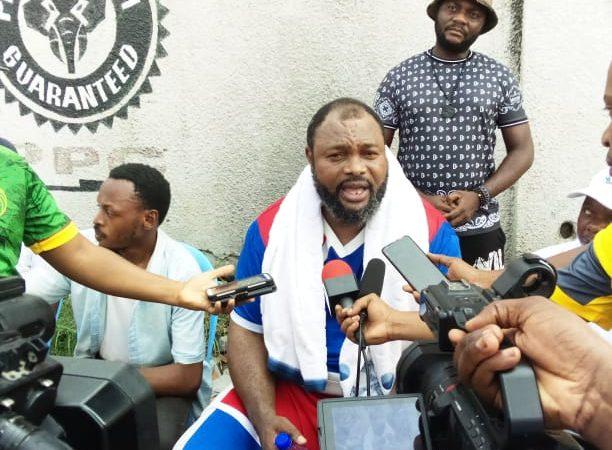 Sport: le sénateur Denis Kambayi veut lancer des rencontres des combats entre les sportifs de la diaspora et ceux de Kinshasa.