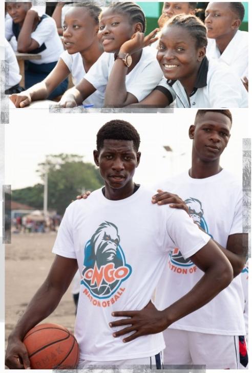 Sport: Kinshasa accueille du 10 au 11 juillet le tournoi international de streetbasket-ball