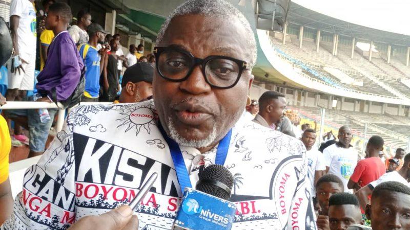 """Foot: """"Moi, Kuya,je viens à la ligue 1 pour jouer en Afrique """"Jeannot Binanu"""