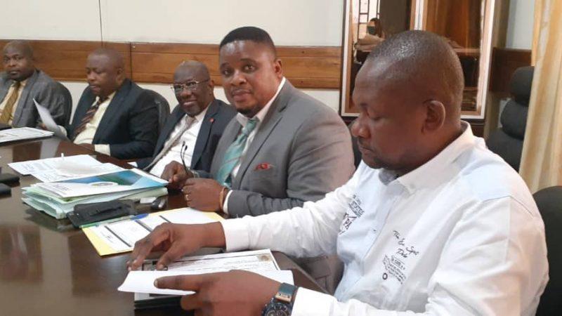 Fecofa:la commission chargée d'octroi de la licence CAF était en réunion avec les clubs congolais engagés aux inter-clubs