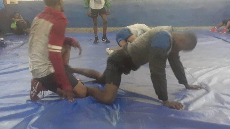 Lutte/Championnat du monde des juniors Russie 2020:les congolais se preparent en conséquence