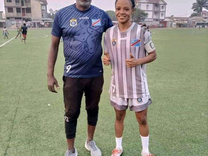 Élim/mondial Costa Rica 2022:la capitaine de la RDC, Déborah Ngalula garde son moral calme et ne jure qu'à la qualification