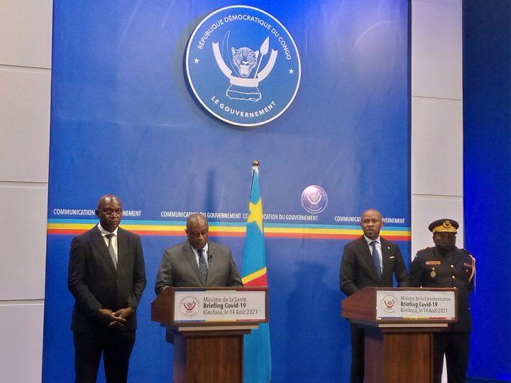 Covid-19 : Kinshasa wa mefunuwa ma fasi la upimziko na maringa ,na ma fasi la ushere ya ma ndowa na vilio