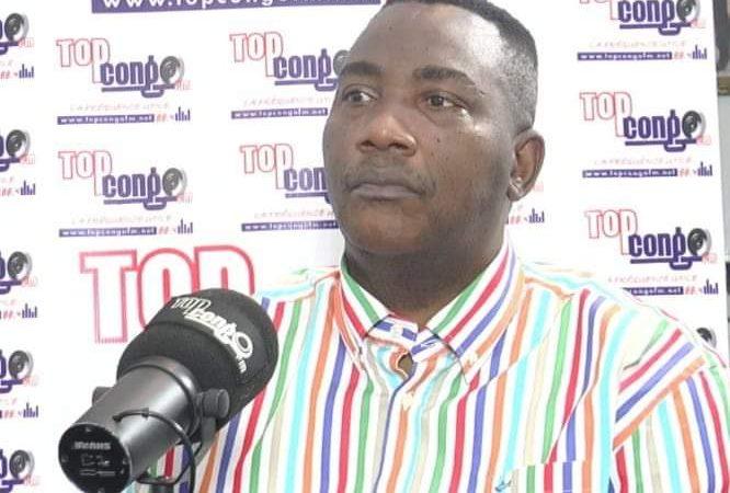 Stade municipal de Bandalungwa : Le Ministre des Sports rassure Godé MPOY de finissage des travaux